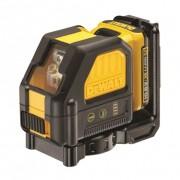 Nivela laser cu fascicol in cruce DeWalt DW088K-XJ