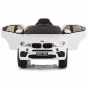 Masinuta electrica Pentru Copii Chipolino BMW X6 - White