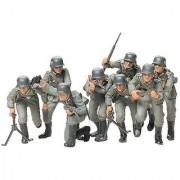 Tamiya Models German Infantry Assault Troops Model Kit