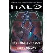 Halo: The Thursday War: Book Two of the Kilo-Five Trilogy, Paperback/Karen Traviss