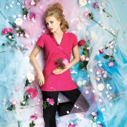 Beauty & SPA tunika pink színben