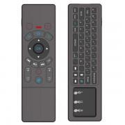 Air mouse 2.4GHz med trådlöst tangentbord med touchpad – IR-inlärning