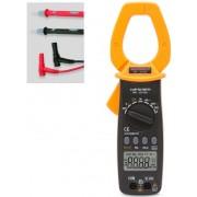 25602 Digitális lakatfogó kapacitás és frekvenciamérő funkciókkal