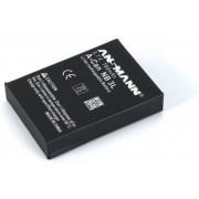 Ansmann Li-Ion battery packs A-CAN NB 3 LH - Voor Canon IXUS 1 / Digital IXUS 2 / Digital IXUS / IXUS i5 / Ixus 700 / Ixus 750