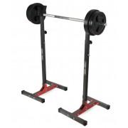Nosač fitness šipke za čučnjeve ili bench press
