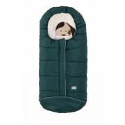Sac de iarna 100 cm Junior Cuccioli Dog Dark Green Beige 9605