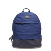 HACKETT New Jackson Backpack Ryggsäck Väska Blå HACKETT