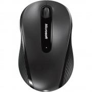 Radijski miš optički Microsoft bežični mobilni miš 4000 crni D5D-00004