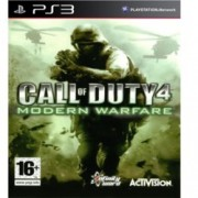 Call of Duty 4: Modern Warfare, за PlayStation 3