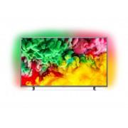 Televizor LED Philips 55PUS6703/12, Smart TV, 139 cm, 4K Ultra HD, Argintiu