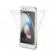 Husa Fata + Spate Transparent TPU Samsung Galaxy S8, G950 Original