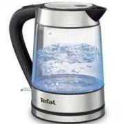 Електрическа кана - стъклена, Tefal, 2400 W, 1.7 литра, KI730D3