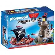 Playmobil costruzioni super set pirati 9522