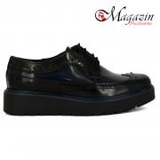 Pantofi dama piele naturala - Caspian - Model Liza NBL