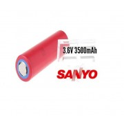 Sanyo NCR 18650 GA 3.6V 3500mAh