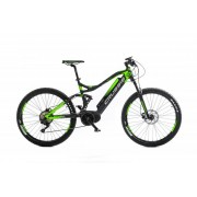 "Bicicleta electrica Crussis e-Full 7.4-S (19) Full suspension ebike 27,5"", frame 19"" (17,5Ah)"