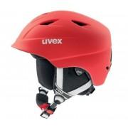 schi cască UVEX AIRWING 2 PRO, roșu șah-mat (S566132300*)