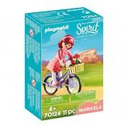 Playmobil Spirit II, Maricela si bicicleta
