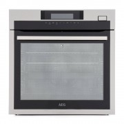 AEG BSE774320M Single Built In Electric Oven - Stainless Steel