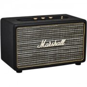 Портативна колона Marshall Acton Bluetooth Speaker w/ Bass & Treble Controls & Aux Input in Black