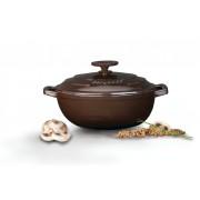 BergHOFF Neo öntöttvas wok fedővel 24 cm, 3 l