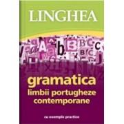 Gramatica limbii portugheze contemporane cu exemple practice