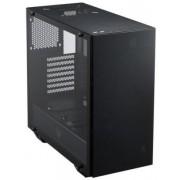 Carcasa FSP CMT510 RGB, Mid Tower ATX, fara sursa (Negru)