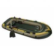 Barca gonflabila pentru 4 persoane Seahawk IV Intex 68351