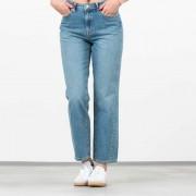 SELECTED Jane Straight Mineral Blue Jeans Light Blue Denim