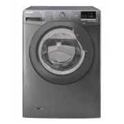 Hoover WDXOC6106AGG 10kg/6kg 1600 Spin Washer Dryer-Graphite