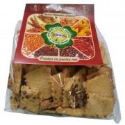 Crackers vegani cu usturoi, legume si ciuperci - 200 g