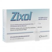 Oftalpharma srl Zixol Gocce Oculari 20 Flaconcini 0,6ml Oftalpharma