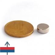 Magnet neodim disc 10 x 4 mm