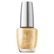 OPI Infinite Shine Lacquer This Gold Sleighs Me