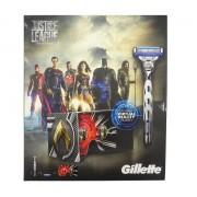 Gillette Mach3 Turbo Giftset Scheerapparaat 3up + Virtual Reality Headset