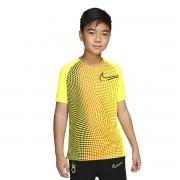 Nike CR7 Dry T-Shirt Kids Lemon Venom - Geel - Size: 164