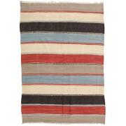 Handgeknüpft. Ursprung: Persia / Iran Kelim Teppich 137x200 Orientalischer Teppich