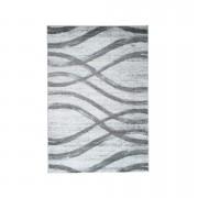 Tapijt Florence golvend - grijs/lichtgrijs - 200x290 cm - Leen Bakker