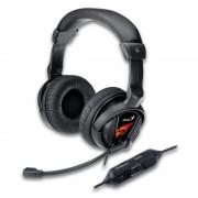 Slušalice sa mikrofonom Genius HS-G500V, gaming + vibracija*