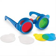 Learning Resources Ler2446 Color Mixing Glasses