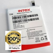 SaraShoppe Original Intex Aqua Power HD Mobile Battery 4000 mAh BR4076C