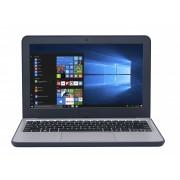 """ASUS VivoBook E201NA-GJ008T-OSS 1.1GHz N3350 11.6"""" 1366 x 768pixels Blue Notebook"""