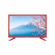 Smart TV 24 Sansui LED HD USB HDMI SMX2419DSM Rojo