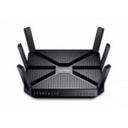 Router TP-LINK Gigabit de Banda Triple ARCHER C3200, Inalámbrico, 4x RJ-45, 2.4-5GHz, con 6 Antenas Externas