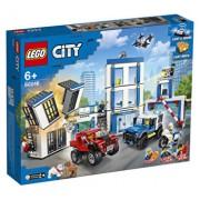 LEGO City, Sectie de politie 60246