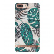 Richmond & Finch Smartphone covers iPhone 6/6S Plus Cover Tropical Leave Groen