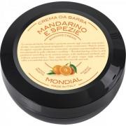 Mondial Luxury Shaving Cream Travel Pack 75 ml Mandarino e Spezie