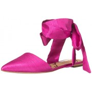 Sam Edelman Women s Brandie Pointed Toe Flat Hot Pink 8 B(M) US