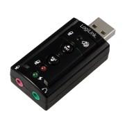 Logilink UA0078 7.1 USB hangkártya