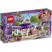 Set de constructie LEGO Friends Cafeneaua de Arta a Emmei